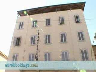 Video clip from Hotel Italia in Siena Provided by EuroBookings.com