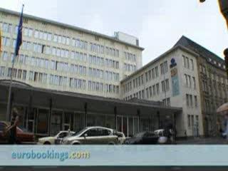 Hilton Köln: Video clip of Hotel Hilton Koln Cologne Provided by EuroBookings.com