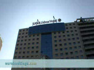 SANA Lisboa Hotel : Video clip of Hotel Sana Lisboa Lisbon Provided by EuroBookings.com