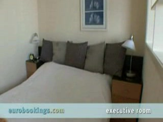 Aquarius Hotel: Video clip from Hotel Aquarius in Scheveningen by EuroBookings.com