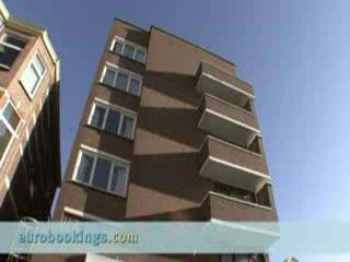 Noordzee Hotel: Video clip Hotel Noordzee in Scheveningen Provided by EuroBookings.com