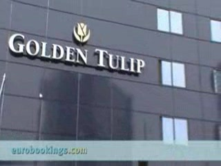‪إنتل هوتلز روتردام سنتر: Video clip from Golden Tulip Hotel Rotterdam Centre EuroBookings.com‬
