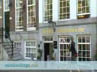 Video clip Hotel Ambassade in Amsterdam Provided by EuroBookings.com