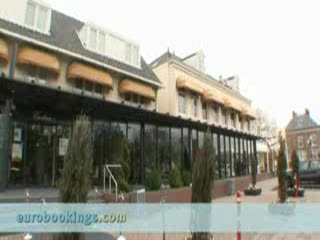 Video clip from Hotel De Beurs Hoofddorp Provided by EuroBookings.com