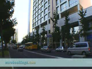 TRYP Lisboa Oriente Hotel: Video clip of Hotel Tryp Oriente Lisbon Provided by EuroBookings.com