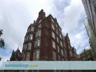 เซนท์เออร์มินส์โฮเต็ล: Video clip of Hotel Jolly St Ermins London Provided by EuroBookings