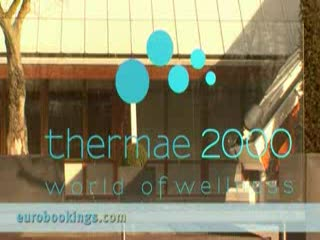 Sauna & Wellness resort Thermae 2000 : Video clip of Hotel Thermae 2000 Valkenburg by EuroBookings.com