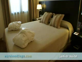 Clement Barajas Hotel: Video clip of Hotel Clement Barajas Madrid Provided by EuroBookings