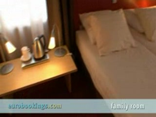The Lancaster Hotel Amsterdam: Video clip from Eden Hotel Lancaster in Amsterdam by EuroBookings.com