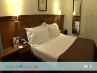 Video clip of Hotel Preciados Madrid Provided by EuroBookings.com