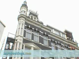 Owl Hotel: Video clip from Hotel Owl in Amsterdam Provided by EuroBookings.com