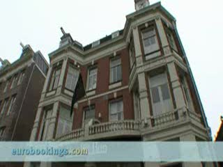 Video clip from Hotel Piet Hein Amsterdam Provided by EuroBookings.com
