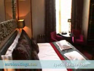 Video clip Hampshire Classic Hotel Toren Amsterdam by EuroBookings.com
