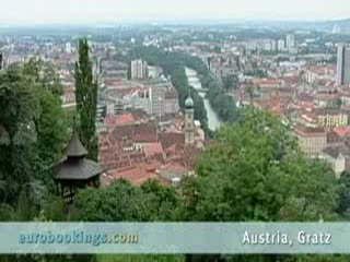 Østrig: Video highlights from Graz Austria provided by EuroBookings.com