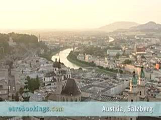 Østrig: Video highlights from Salzberg Austria provided by EuroBookings.com