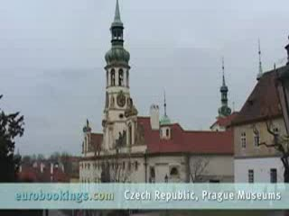 Bohemia, Republika Czeska: Video highlights from Prague Museums Czech Republic by EuroBookings