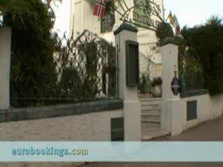 Video clip Hotel Emeraude - Juan Les Pins Provided by EuroBookings.com