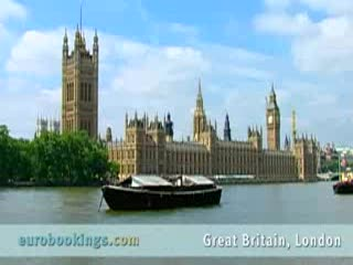 Video highlights from London England provided by EuroBookings.com