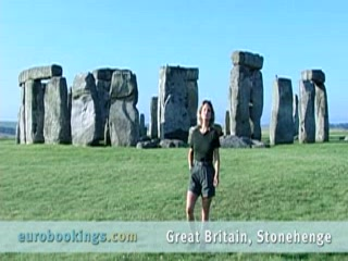Amesbury, UK: Video highlights from Stonehenge England provided by EuroBookings.com
