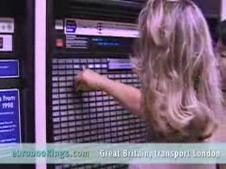 Video highlights from Transportation to London by EuroBookings.com