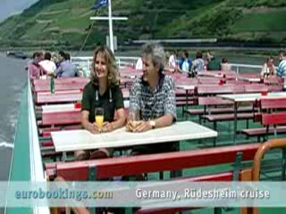 Rudesheim an der Nahe, Germany: Video highlights from Rivercruise Rudesheim Germany by EuroBookings