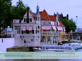 Ámsterdam, Países Bajos: Video highlights from Transportation Amsterdam Holland by EuroBookings