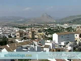 Antequera, Spanje: Video highlights from Antequerra Spain provided by EuroBookings.com