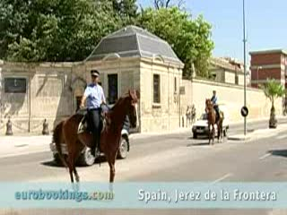 Jerez De La Frontera, Spanien: Video highlights from Jerez Spain provided by EuroBookings.com