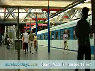 Video highlights from Transportation Madrid Spain by EuroBookings.com