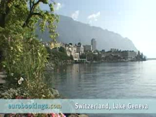 Genève, Suisse : Video highlights from Lake Geneva Area Switzerland by EuroBookings.com