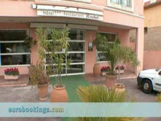 Appart'City Confort Cannes Le Cannet : Video clip of Hotel Rachel in Le Cannet Provided by EuroBookings.com