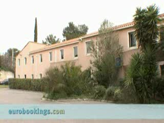 Hôtel Stars Antibes : Video clip from Hotel Stars in Antibes Provided by EuroBookings.com