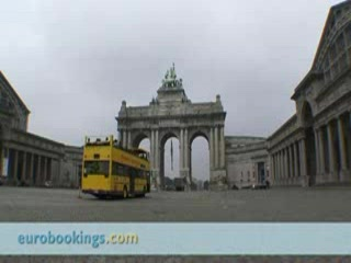 ‪بروكسل, بلجيكا: Video highlights of Brussel, Belgium provided by EuroBookings.com.‬