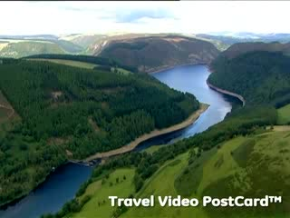 Galles, UK: Travel Wales-Travel North Wales: Wales Travel Video Postcard