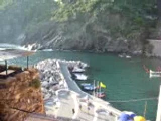 Cinque Terre, Italy: Video of our amazing room in Vernazza