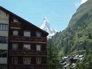 Switzerland: Zermatt Hotel