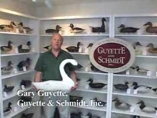 Guyette and Schmidt Retail Gallery: Decoy Shop