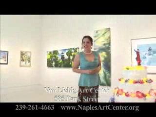 Nápoles, FL: Von Liebig Art Center