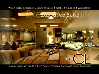 Champagne Lodge and Luxury Suites: Champagne Lodge Info Commercial