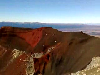 Tongariro National Park, นิวซีแลนด์: Tongariro Crossing