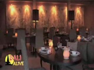 Bali : Sarong Restaurant