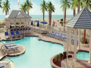 Sheraton Oceanfront Hotel Tour The