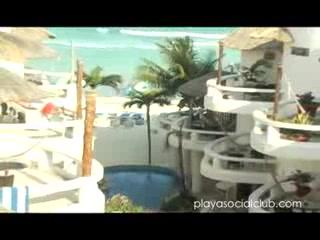 โรงแรมพลายาปาล์มบีช: Playa Palms Beach Hotel