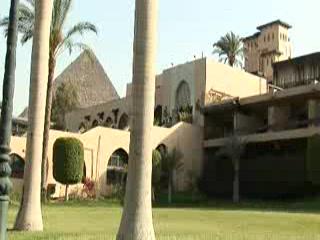 Mena House Hotel: kuoni.co.uk video presenting Mena House Oberoi - Cairo, Egypt