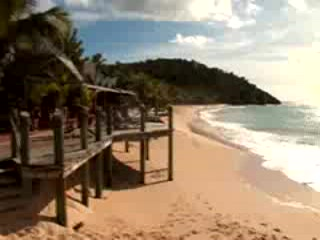 Five Islands Village, Antigua: kuoni.co.uk video presenting Galley Bay, Antigua