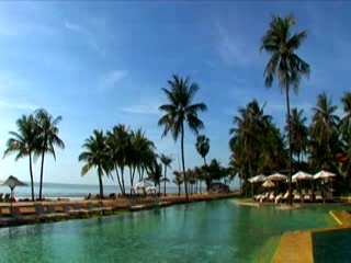 kuoni.co.uk video presenting Evason, Hua Hin & Six Senses Spa, Thailan