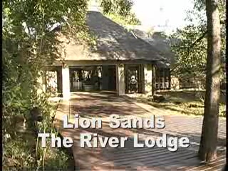 Lion Sands River Lodge: Lions Sands River Lodge in Sabi Sand