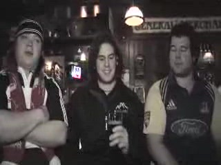 ‪ليك لويس, كندا: A Night Out with Banff Rugby‬
