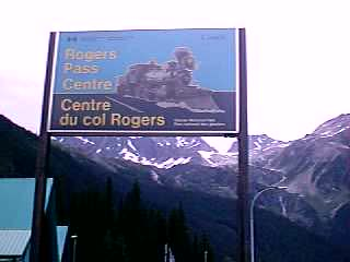 Rogers Pass (Transcanada Hwy #1) - August 8, 2008
