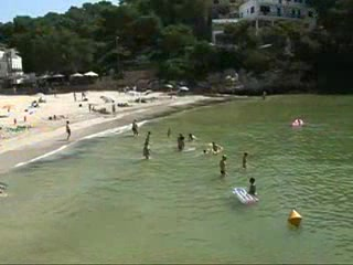 Cala Santanyi, สเปน: mallorca coast beachs